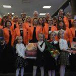 6 stycznia 2019r godz.18 (niedziela) - Msza Św. i koncert kolęd - Chór polonijny Cantus Cordis z Mińska