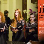 4 października 2020 r. (niedziela) godz. 16.00 - Koncert inauguracyjny XI Międzynarodowego Festiwalu Słowo i Muzyka u Jezuitów