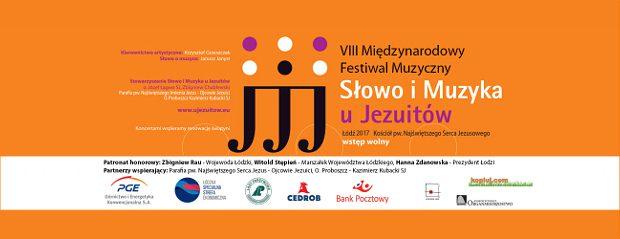 """VIII Międzynarodowy Festiwal """"Slowo i muzyka u Jezuitów"""""""